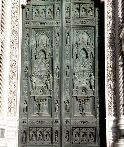 A Duomo Door