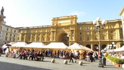Piazza Della Republico