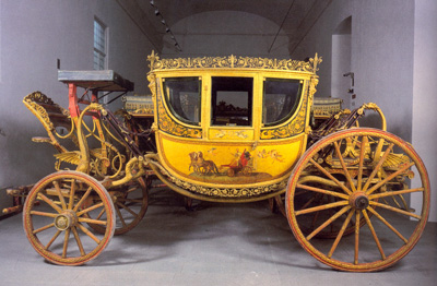 Yellow Carriage