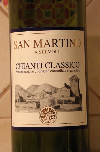 San Martino Chianti Classico